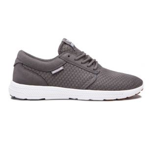 Кеды Supra Hammer Run (grey/white)